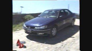 PEUGEOT 406 SV HDi (2000) TEST AUTO AL DÍA.