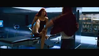 X3- Jean Grey & Wolverine