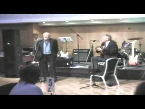 You've Got Your Troubles L@@K ROGER COOK & ROGER GREENAWAY live LONDON 2007 (The Fortunes song)