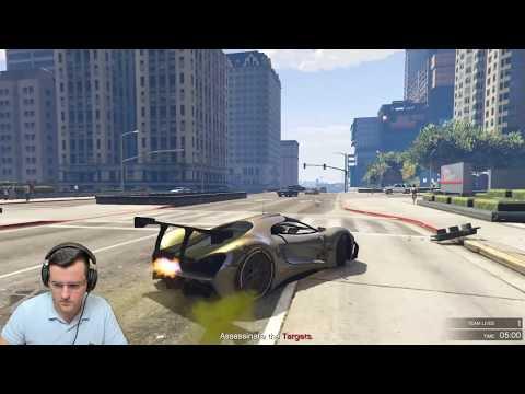 GTA V - Online - Най-желаната игра в канала!