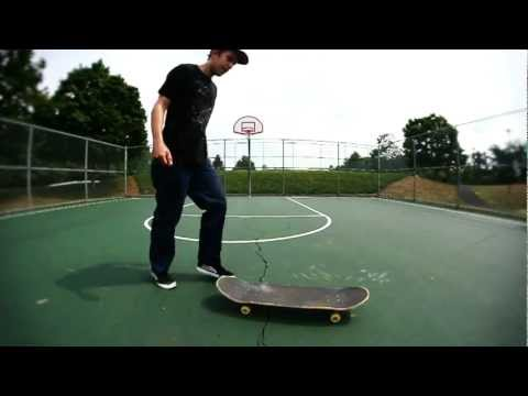 Trick Tipz #7: How To Big Flip On A Skateboard Easy Tutorial Step By Step - Thunderwood