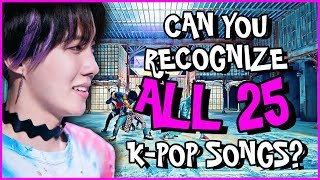 GUESS 2018 KPOP HIT SONGS IN 3 SECONDS
