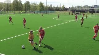 Footbal match Cem Kevin LSK