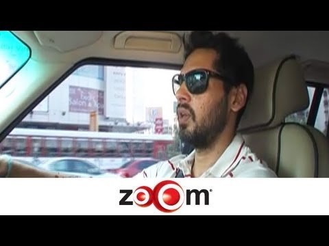 Dino Morea on a date with zoOm