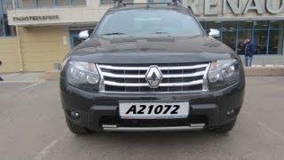 Renault Duster Тест-драйв. Anton Avtoman