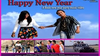 Download Happy New Year(A Bodo New Year party Music Video) 3Gp Mp4