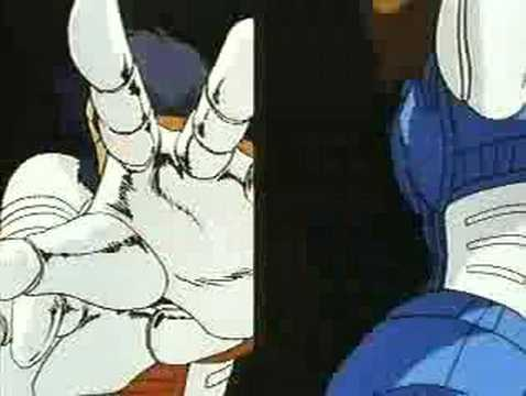 Ronin Warriors 2nd opening theme Video
