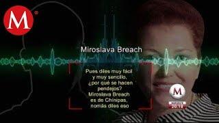 Panistas grabaron a Miroslava Breach y entregaron audios a 'narcos'