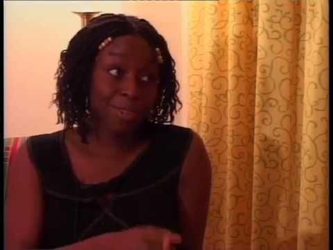 Chimamanda Ngozi Adichie with Jide Salu