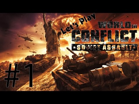 Let's Play World in Conflict: Soviet Assault Ep. 1