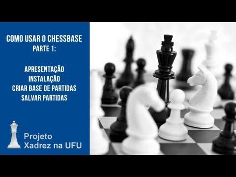 Como usar o Chessbase: primeira parte