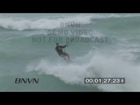 9/18/2010, Bermuda the day before Hurricane Igor - Stock Video