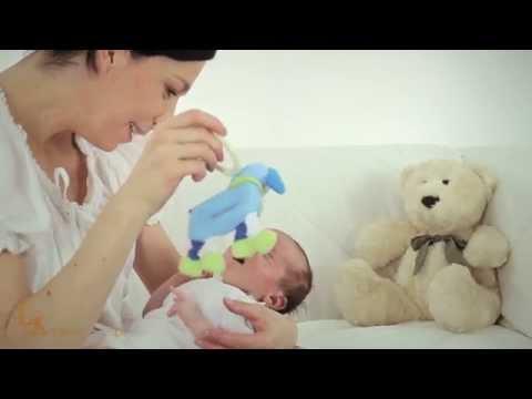 Kalendarz rozwoju niemowlaka - miesiąc 1