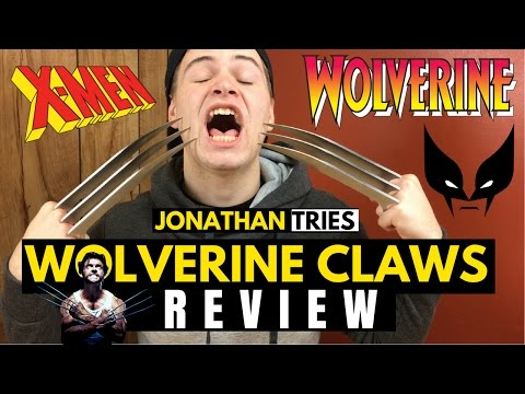 Wolverine Claws Review - Amazon