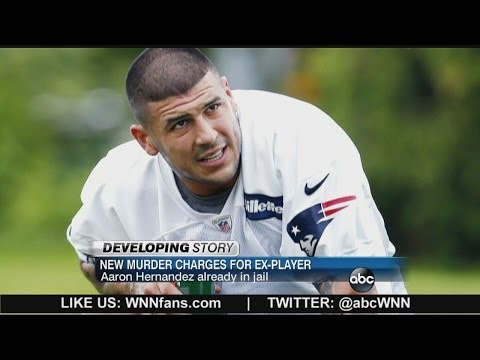 Pro Football Star Aaron Hernandez Indicted