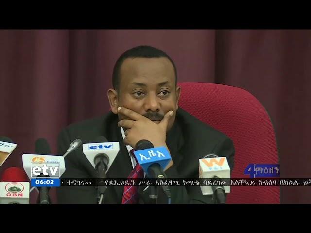Ethiopia PM meets opposition parties, promises fair elections