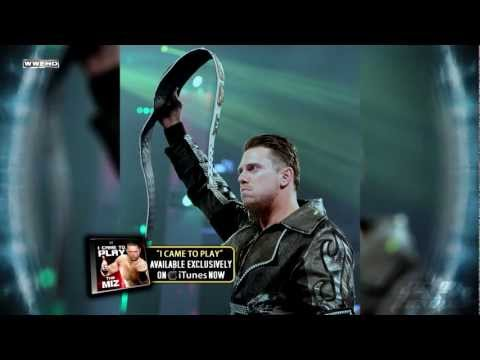 Wwe 2010-2012: The Miz 5th Theme Song - i Came To Play (v2) [cd Quality + Download Link] video