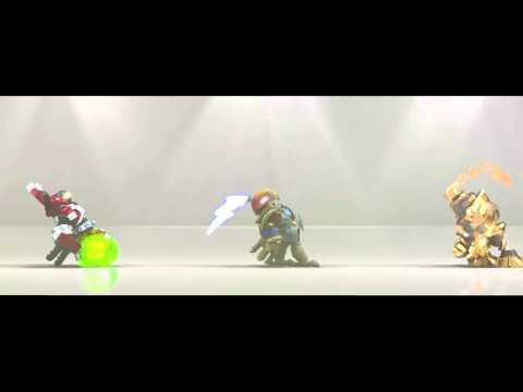 E3 Show: Official Skylanders SWAP Force Trailer [ME]