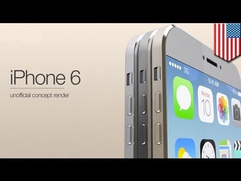 iPhone 6 official video by Apple? New concept renders show off larger, bezel-free display