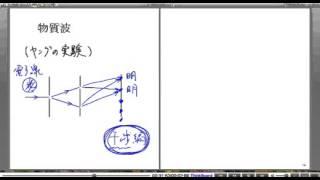 高校物理解説講義:「物質波」講義5