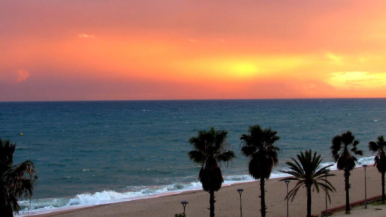 Nature Sounds Relaxing Ocean Sounds, HD 1080p [ Sleep ...