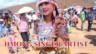 Hnub Lauj ( Nou Lor) HMONG NEW YEAR 2013 LAV 52 - Hmong Singer Artist from Laos