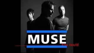 Muse Unitended Lyric