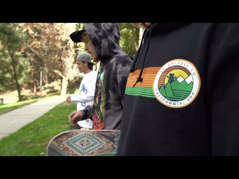 Grizzly Griptape - Ditch Sessions