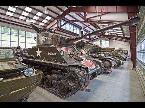 Military Vehicle Technology Foundation (MVTF)  Museum on Community Balance