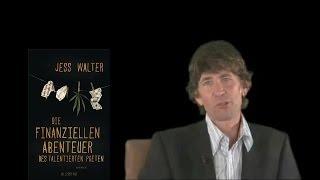 Jess Walter: Die finanziellen Abenteuer des talentierten Poeten (Blessing Verlag)