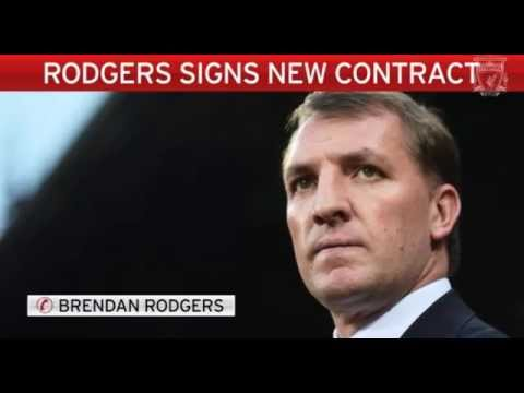 "Brendan Rodgers Exclusive Interview After signing a NEW Contract With Liverpool - ""It's a new era"""