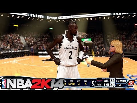 NBA 2K14 - Next-Gen Halftime Real Voices Trailer HD
