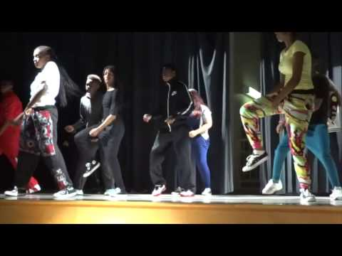 Windsor Mill Middle School - Spring Concert 2014 - Chorus & Dance