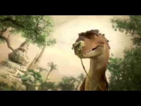 La Era de Hielo 3 [Tráiler - Español Latino]