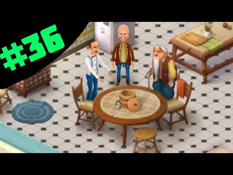 HOMESCAPES - WALKTHROUGH Lvl 122-124 Kitchen Day 3 (Story + gameplay) Android iOS HD