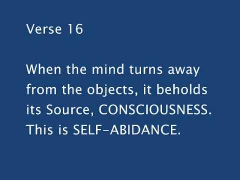 UPADESA SARAM (Essence of Teaching)