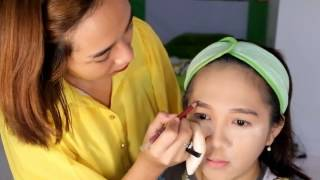 DhaVlog k-3 Private MakeUp part 1