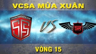 Video clip [04.01.2015] SF5 vs HSR [ VCSA Xuân 2015]
