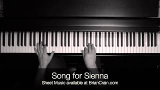 Brian Crain Song For Sienna Overhead Camera