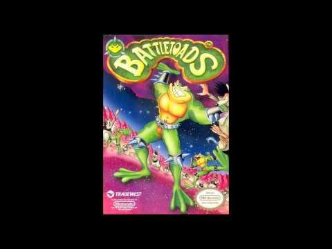 Battletoads NES Stage 2 music