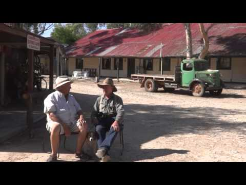 Old Tailem Town Pioneer Village South AustraliaMeet the Founder