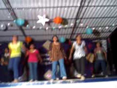 K.G.E.S. Annual Day Celebration 2008 (Badal Pe Paon Hai 1)
