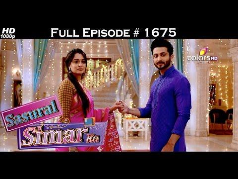 Sasural Simar Ka - 8th December 2016 - ससुराल सिमर का - Full Episode thumbnail