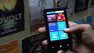 Walk through the Nokia Lumia 820