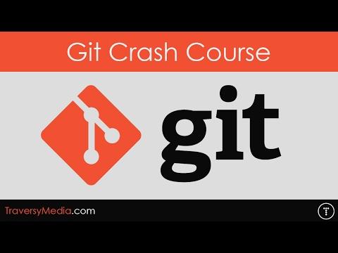 Git & GitHub Crash Course For Beginners