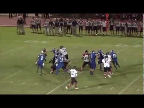 2014 LB #42 Esteven Montelongo - Port Isabel High School, Port Isabel, Tx