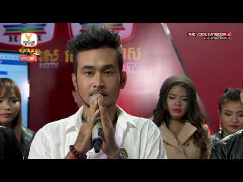 The Voice Cambodia - Live Show 29 May 2016