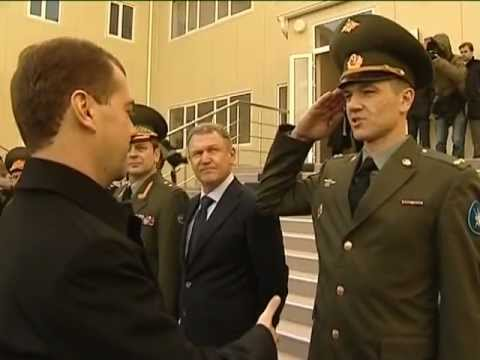 Nov 29, 2011 Medvedev activates anti-missile radar in west Russia
