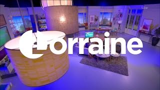 [HD] Lorraine: New Music and Graphics - Tuesday 1 September 2015