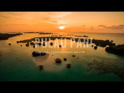 Pulau Pari Kepulauan Seribu Dki Jakarta